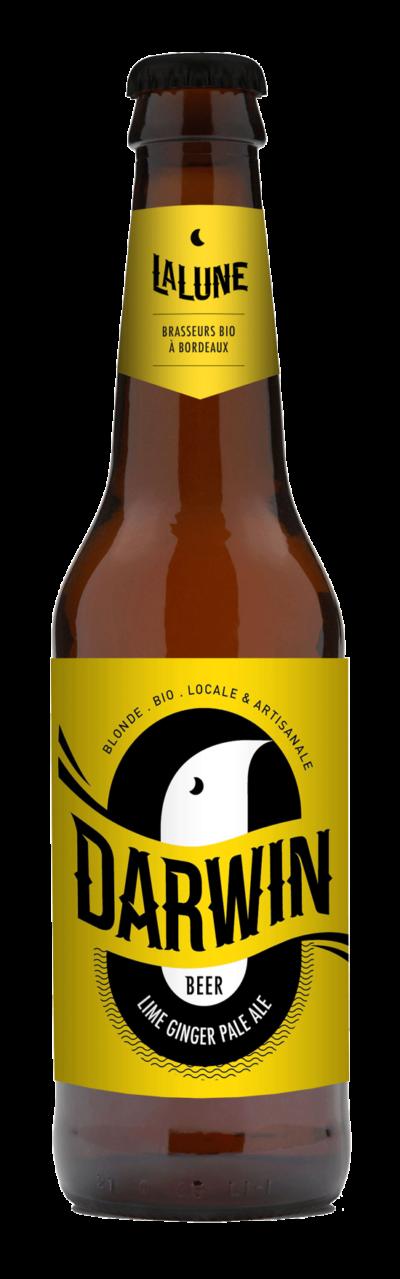 bouteille de darwin beer