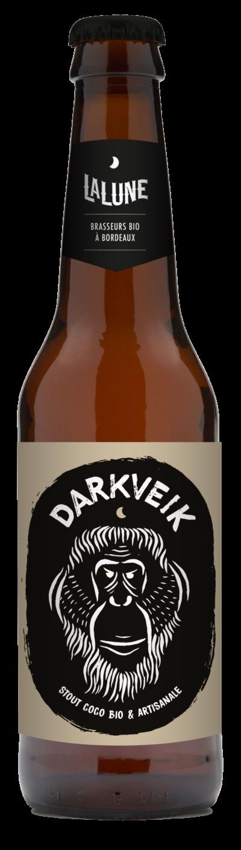 bouteille de bière, Darkveik, stout coco